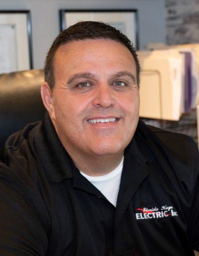 Raymond Vazquez - President